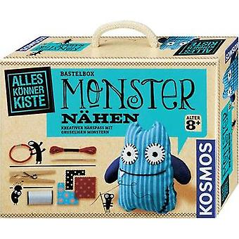Science kit (box) Kosmos Monster naehen 604080 8 years and over