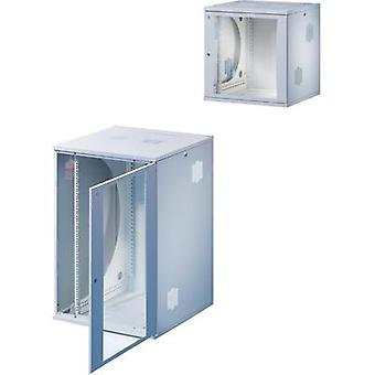 19 server rack cabinet Rittal FlatBox (W x H x D) 600 x 492 x 400 mm 9 U Light grey (RAL 7035)