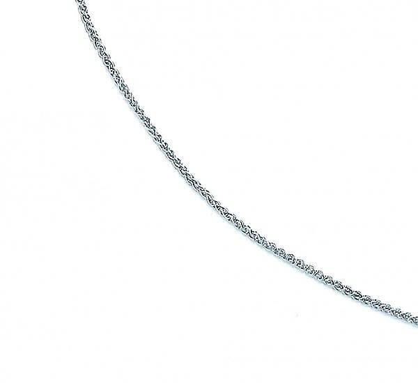 Cavendish French Sterling Silver Spiga Chain
