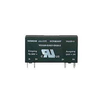 SSR 1 pc(s) Weidmüller SSS Relais 5V/24V 2Adc Current load (max.): 2 A