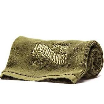 Apothecary 87 Large Cotton Shaving Towel