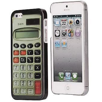 Cover calculator voor iPhone 5