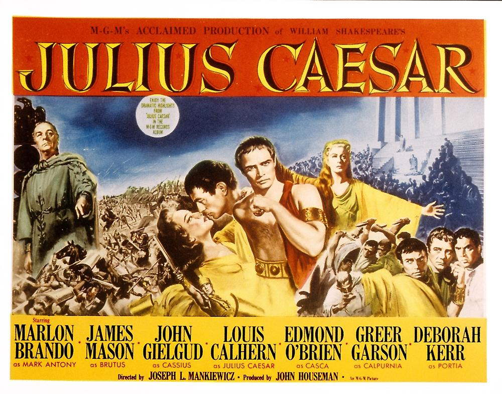 movie review julius caesar Read the empire review of julius caesar find out everything you need to know about the film from the world's biggest movie destination.