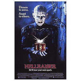 Hellraiser Movie Poster Print (27 x 40)