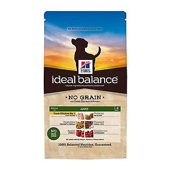Hill's Ideal Balance Canine Adult No Grain With Fresh Chicken And Potato 2kg