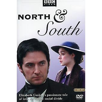 Nord Sud & : Épisodes 1-4 [DVD] USA import