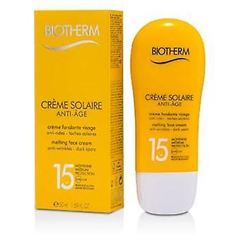 Biotherm Creme Solaire SPF 15 UVA/UVB Melting Face Cream - 50ml/1.69oz