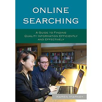 Online Searching by Markey Karen