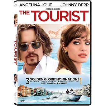 Tourist [DVD] USA import