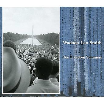 Wadada Leo Smith - Ten Freedom Summers [CD] USA import