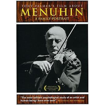 Menuhin - Menuhin: Tony Palmer's Film om Menuhi [DVD] USA import