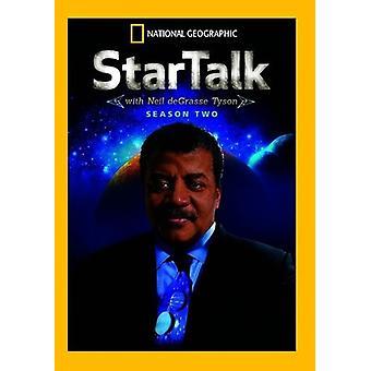 Startalk Season 2 [DVD] USA import