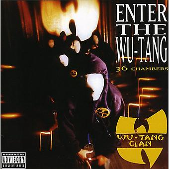 Wu-Tang Clan - Enter the Wu-Tang (36 Chambers [CD] USA import