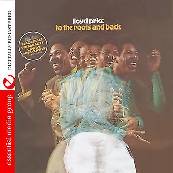 Lloyd Price - To Roots and Back [CD] USA import
