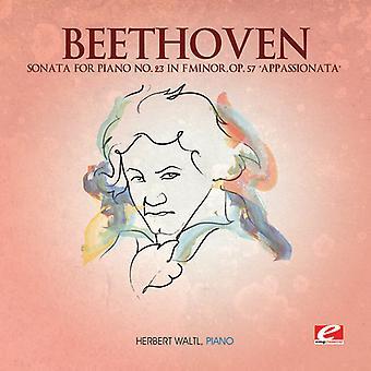 L.V. Beethoven - Beethoven: Sonata for Piano No. 23 in F Minor, Op. 57 'Appassionata' [CD] USA import