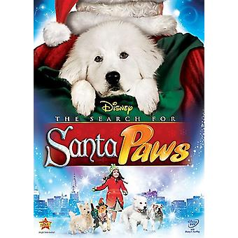 The Search for Santa Paws [DVD] USA import