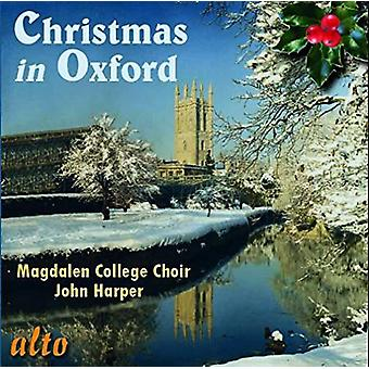 Choir of Magdalen College, Oxford John - Christmas Carols From Oxford [CD] USA import