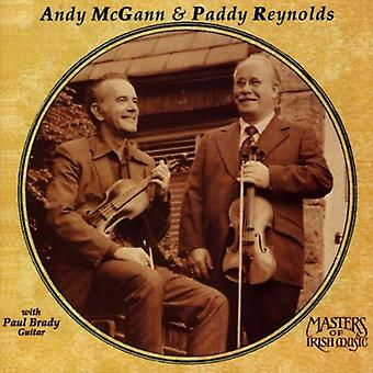 McGann/Reynolds - Fiddle Duets [CD] USA import
