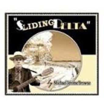 Michael Jerome Browne - glidende Delta [CD] USA import
