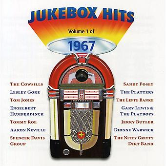 Jukebox Hits - Vol. 1-Jukebox Hits fra 1967 [CD] USA importerer