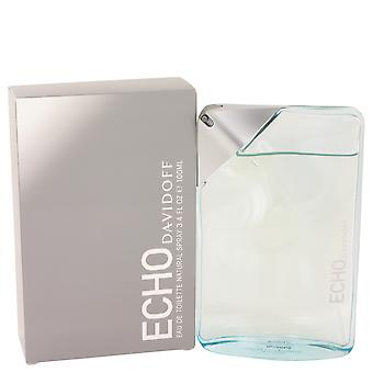 Davidoff Men Echo Eau De Toilette Spray By Davidoff