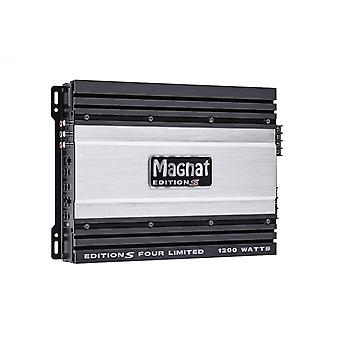 MAGNAT Edition S four limited 4-channel power amp 1200 Watt Max new