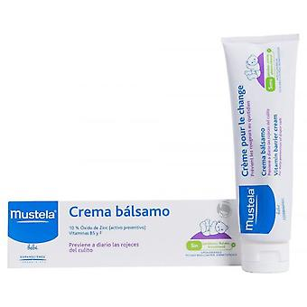 Mustela Balm Cream 150ml Mustela 123 (Children , Cosmetics , Body lotions)