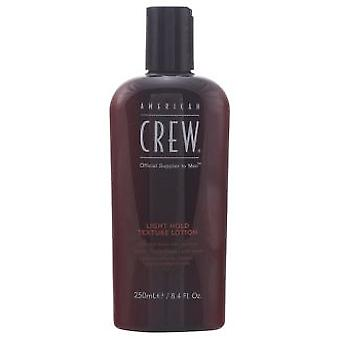 American Crew Light Hold Texture Lotion 250 Ml (Hair care , Styling products)