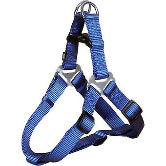 Trixie Harness Nylon Premium Blue  (Dogs , Collars, Leads and Harnesses , Harnesses)