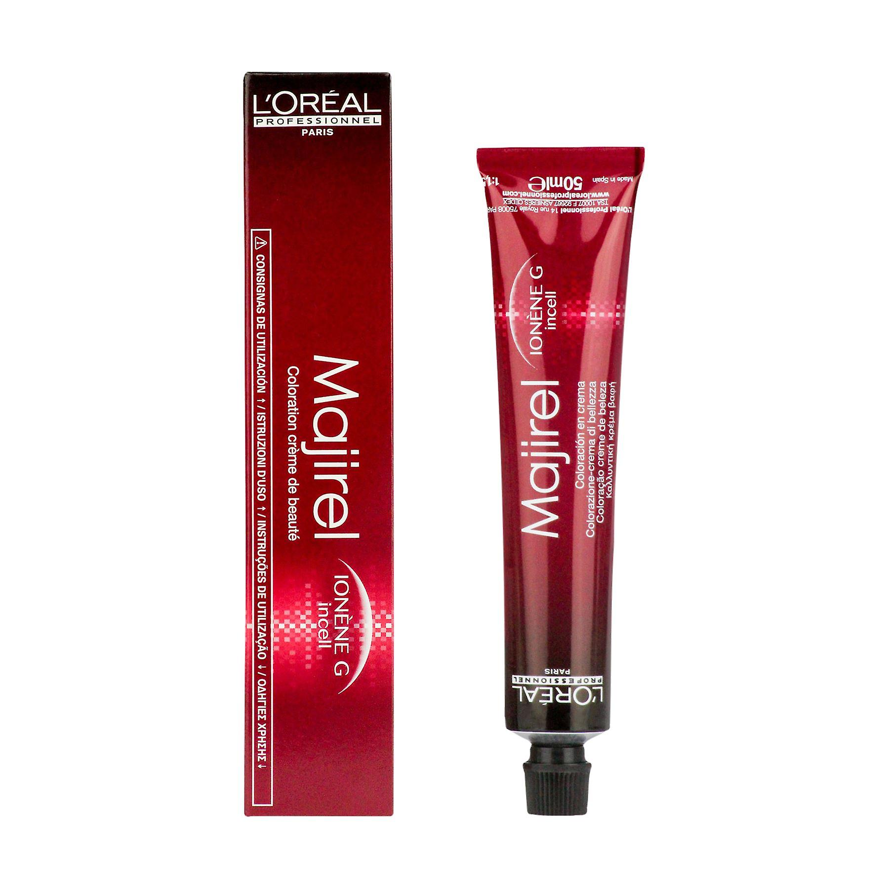 L'Oreal Professionnel Majirel 9, 31 Very Light Golden Ash Blonde 50ml