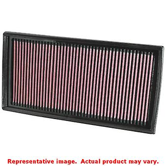 K&N Drop-In High-Flow Air Filter 33-2405 Fits:MERCEDES-BENZ 2008 - 2014 C63 AMG