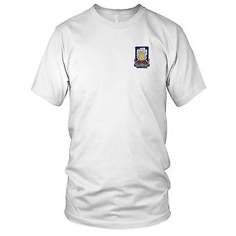 US Army - 75th Cavalry Regiment Embroidered Patch - Ladies T Shirt