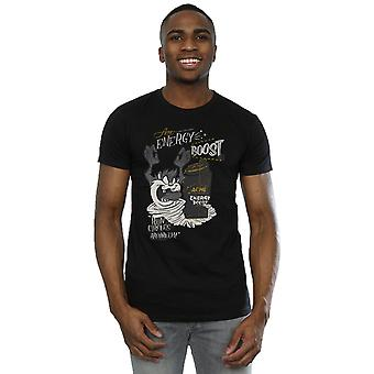 Looney Tunes Men's Taz Energy Boost T-Shirt