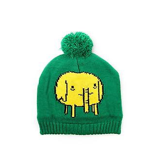 Adventure Time Tree Trunks Official New Green Beanie bobble Hat
