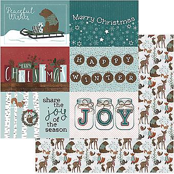 Winter Meadow Double-Sided Cardstock 12