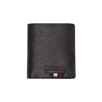 Tommy Hilfiger – Corporate – NS trifold wallet – black