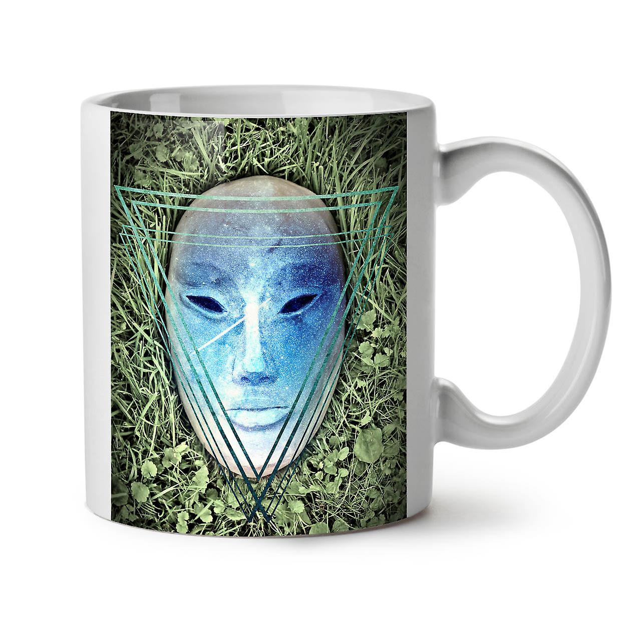 Mask OzWellcoda Being Mystic Tea New White 11 Ceramic Mug Coffee QCxoedBWEr