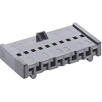Lumberg 3114 06 Mini Module Empty Housing For indirect plug-ins Number of pins: 6
