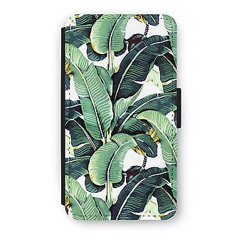 Samsung Galaxy A3 (2017) Flip Case - banan blader