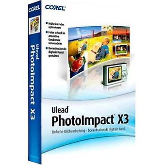 Corel Ulead PhotoImpact X3 Full version, 1 license Windows Illustrator