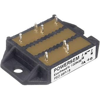 Diode bridge POWERSEM PSD 86P9-12 Figure 24 1200 V