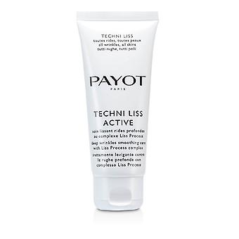 Payot Techni Liss Active - Deep Wrinkles Smoothing Care (Salon Size) 100ml/3.3oz