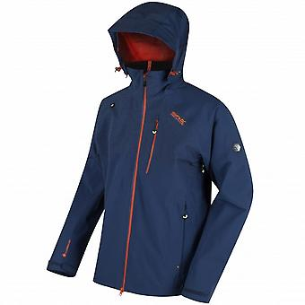 Regatta Mens Oklahoma III Reflective Waterproof Jacket