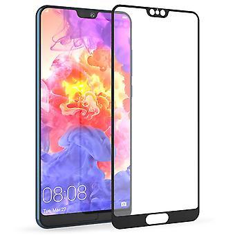 Huawei P20 Pro Glass Screen Protector (Single) - Black Edge