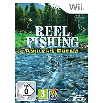 Reel Fishing Anglers Dream (Nintendo Wii)