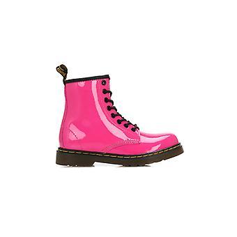 Dr. Martens Junior Delaney Hot Pink Boots