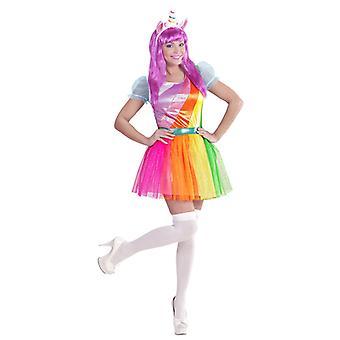 Unicorn (Dress & headpiece)