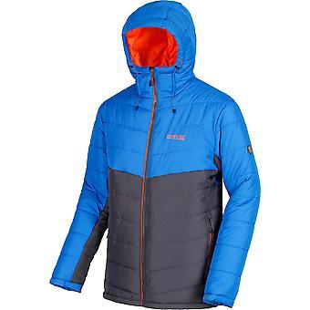 Regatta Mens Nevado II Water Repellent Insulated Hooded Coat Jacket