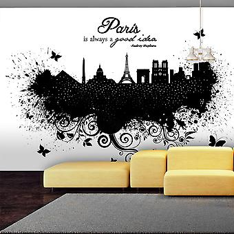 Wallpaper - Paris is always a good idea