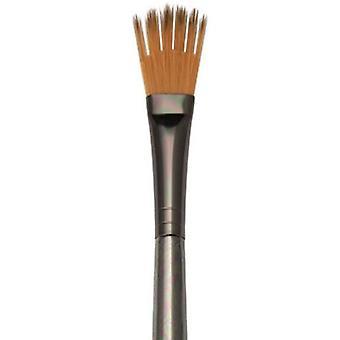 Royal & Langnickel Zen All Media Brush Series 73 Filbert Wisp 1/2 (Z73TW-1/2)